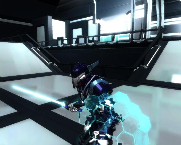 Laser Knight